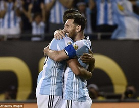 "Messi tỏa sáng rực rỡ, Argentina ""vùi dập"" Panama 5-0"