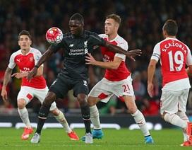 Đại chiến Liverpool-Arsenal ở vòng 1 Premier League