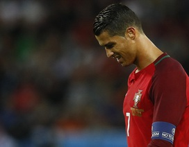Bồ Đào Nha gây thất vọng: Mạnh vì C.Ronaldo, yếu vì C.Ronaldo