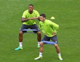 Mesut Ozil nổi giận, chỉ trích đồng đội ở đội tuyển Đức
