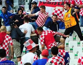 Croatia chính thức nhận án phạt vì CĐV gây loạn
