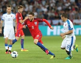 Đội tuyển Anh có thể đụng Bồ Đào Nha ở vòng loại trực tiếp