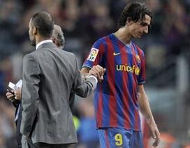 Ibrahimovic tới MU để trả thù… Pep Guardiola