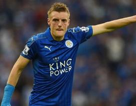 Jamie Vardy chính thức ở lại Leicester City