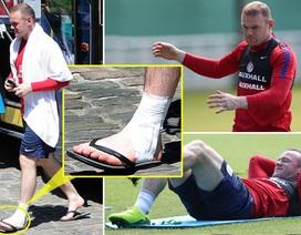 Wayne Rooney mang tới âu lo cho người hâm mộ