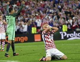 Bồ Đào Nha và Croatia lập kỷ lục thảm họa trong lịch sử Euro