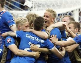 """Con số cho thấy khoảng cách """"một trời một vực"""" giữa Iceland và Anh"""