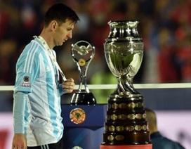 Argentina - Chile: Quà sinh nhật vô giá của Messi