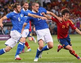 5 cuộc thư hùng kinh điển giữa Italia và Tây Ban Nha