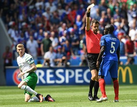 Đội tuyển Pháp trả giá đắt cho tấm vé vào tứ kết Euro 2016