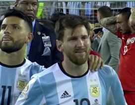 Lionel Messi: Giọt nước mắt rơi và câu chuyện tình khép lại