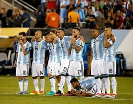 Hàng loạt ngôi sao theo chân Messi từ giã đội tuyển Argentina