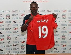 Liverpool chính thức đón tân binh đắt giá kỷ lục