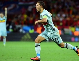 Đội tuyển Bỉ: Sức bật của Eden Hazard