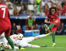 Tỏa sáng trước Ba Lan, Renato Sanches phá kỷ lục của C.Ronaldo