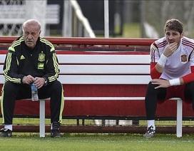 HLV Del Bosque công khai mối bất hòa với Casillas