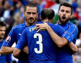 Những điểm nóng ở đại chiến Đức - Italia tại tứ kết Euro 2016