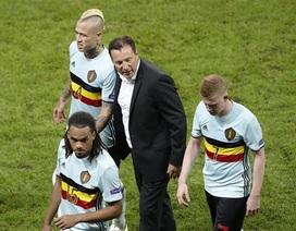 Đội tuyển Bỉ: Phí phạm… thế hệ vàng