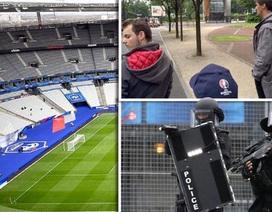 Nổ lớn bên ngoài sân Stade de France trước trận Pháp - Iceland