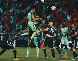 Con số ấn tượng về cú đánh đầu ghi bàn diệu kỳ của C.Ronaldo