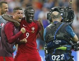 Muôn vàn sắc thái của C.Ronaldo ở trận chung kết Euro 2016