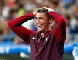 C.Ronaldo và sức mạnh của giọt nước mắt