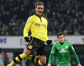 Mario Gotze chính thức rời Bayern Munich, trở về Dortmund