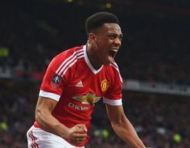 Top 10 cầu thủ U21 đắt giá nhất thế giới: Martial là số 1