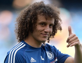 Chelsea gây sốc khi vung tiền mua lại David Luiz