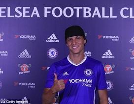 """Chelsea chính thức """"nổ bom tấn"""" David Luiz"""