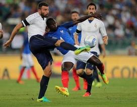 Italia đại bại trước Pháp trong ngày ra mắt tân HLV Ventura