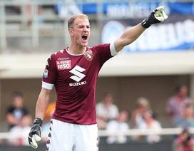 Joe Hart mắc sai lầm ngay trong ngày ra mắt Serie A