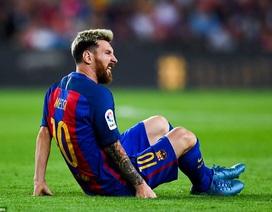 Messi-Neymar-Suarez im tiếng, Barcelona bị Atletico cầm chân ở Nou Camp