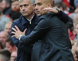 Mourinho tái ngộ Pep Guardiola ở vòng 1/8 League Cup