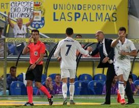 Báo thân Real Madrid hoan nghênh HLV Zidane thay C.Ronaldo