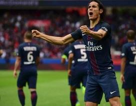 Monaco đại thắng 7-0, PSG ca khúc khải hoàn nhờ Cavani