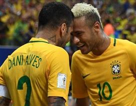 """Brazil - Bolivia: Nuốt chửng """"tí hon"""""""