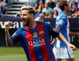 """Messi """"ép"""" Barcelona ký điều khoản đặc biệt"""
