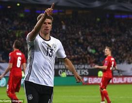 """Đức 3-0 CH Séc: """"Nghiền nát"""" mọi vật cản"""