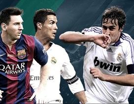 Vượt Messi và C.Ronaldo, Raul vĩ đại nhất lịch sử La Liga