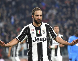 Juventus 2-1 Napoli: Cú đấm quyết định của Higuain