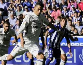 C.Ronaldo ghi tổng cộng 53 bàn từ chấm phạt đền ở La Liga