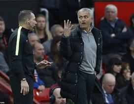 HLV Mourinho đối diện với án phạt nặng nề