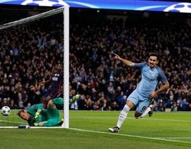 Những điểm nhấn sau chiến thắng của Man City trước Barcelona