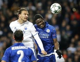 Leicester City lập kỷ lục ở Champions League