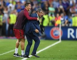 C.Ronaldo không bầu Zidane là HLV xuất sắc nhất năm