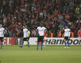 Lượt 5 vòng bảng Europa League: MU tưng bừng, Inter cay đắng