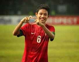 Thần đồng Indonesia lên dây cót tinh thần trước trận gặp Việt Nam