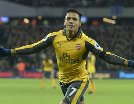Đội hình tiêu biểu vòng 14 Premier League: Tuyệt đỉnh Sanchez