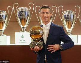 C.Ronaldo giành Quả bóng vàng 2016: Xứng danh huyền thoại